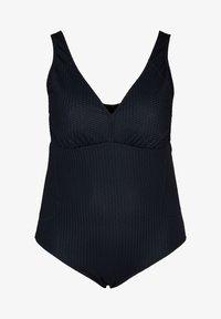 Zizzi - Swimsuit - black - 3