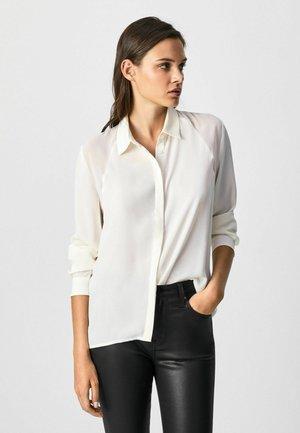 LULU - Button-down blouse - blanco off