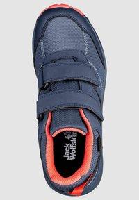 Jack Wolfskin - Walking shoes - dark blue / rose - 2