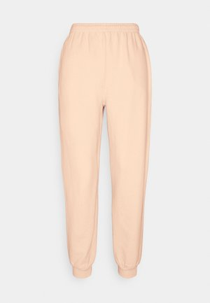 RILEY JOGGER - Tracksuit bottoms - apricot