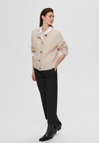 Selected Femme - SLFLULU - Cardigan - birch - 1