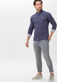 BRAX - STYLE DANIEL - Shirt - dark blue - 1