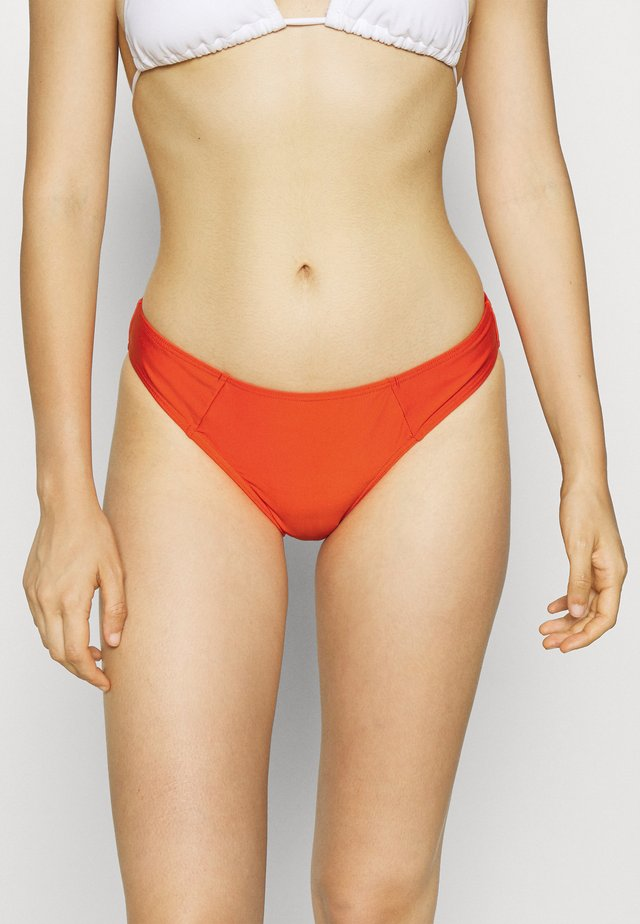 CRUZ BOTTOM - Bikini bottoms - mandarin