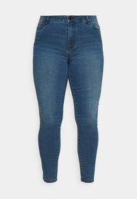 Vero Moda Curve - VMLUDY - Jeggings - medium blue denim - 3