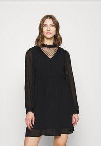 Vero Moda - VMBELLA DRESS - Cocktail dress / Party dress - black - 0