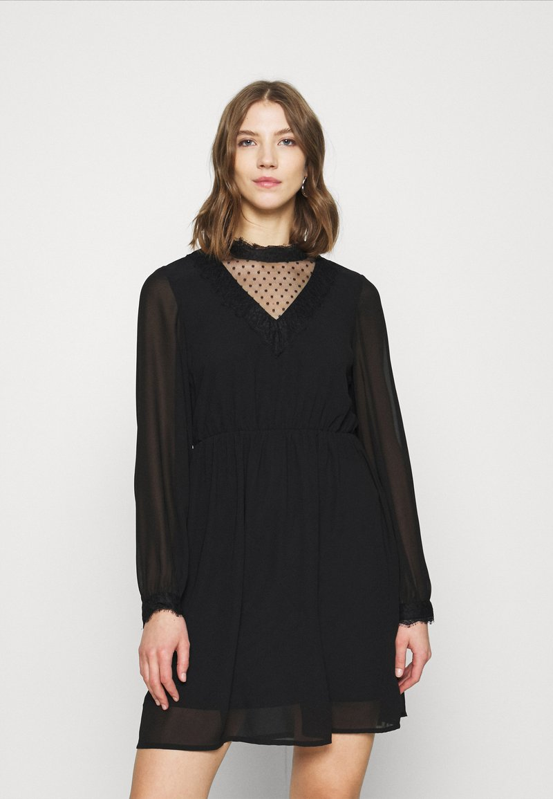 Vero Moda - VMBELLA DRESS - Cocktail dress / Party dress - black