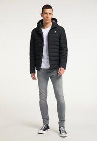 TUFFSKULL - Winter jacket - schwarz - 1