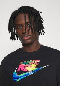 Nike Sportswear - TEE SPRING BREAK - Print T-shirt - black - 3