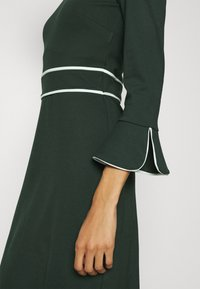 Anna Field - Shift dress - dark green - 5