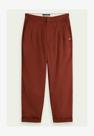 Chinos - island brown
