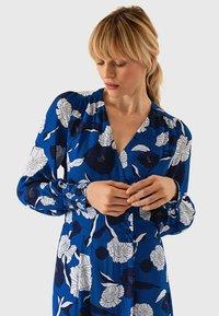 IVY & OAK - BOHEMIAN  - Maxiklänning - brilliant blue - 4