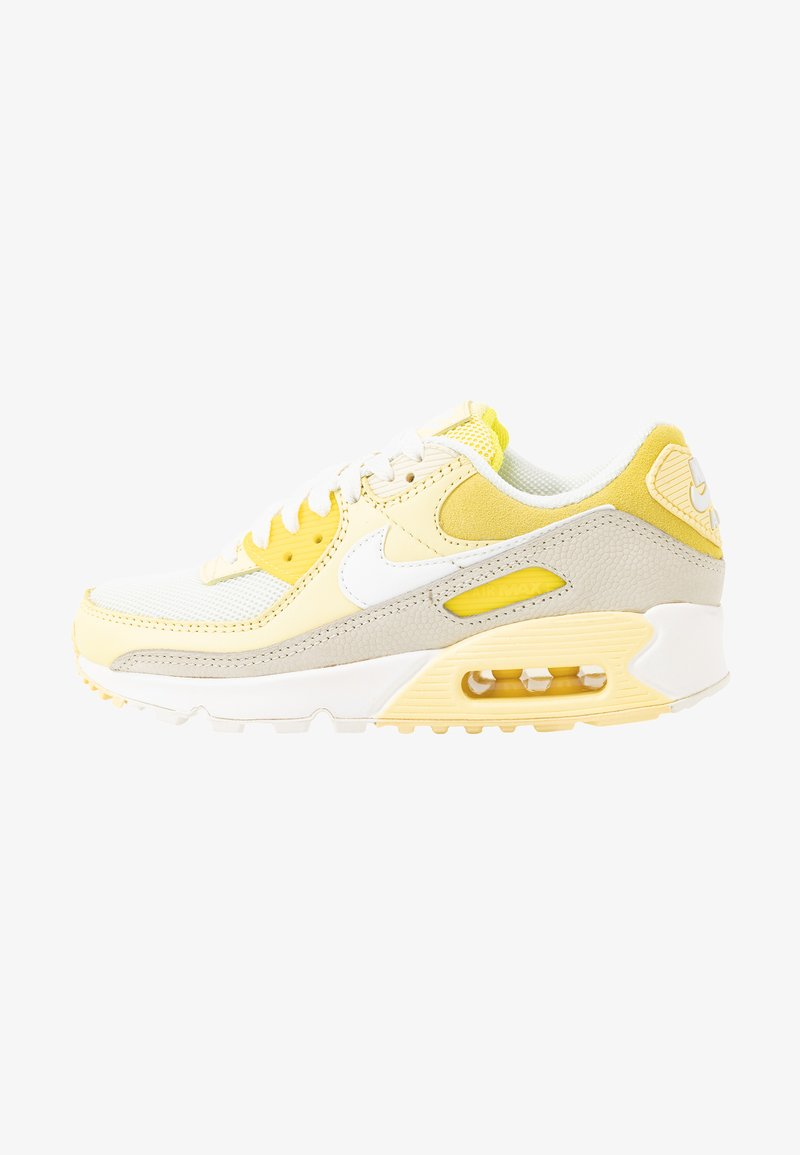 Nike Sportswear - AIR MAX 90 - Baskets basses - optic yellow/white/fossil/bicycle yellow/sail