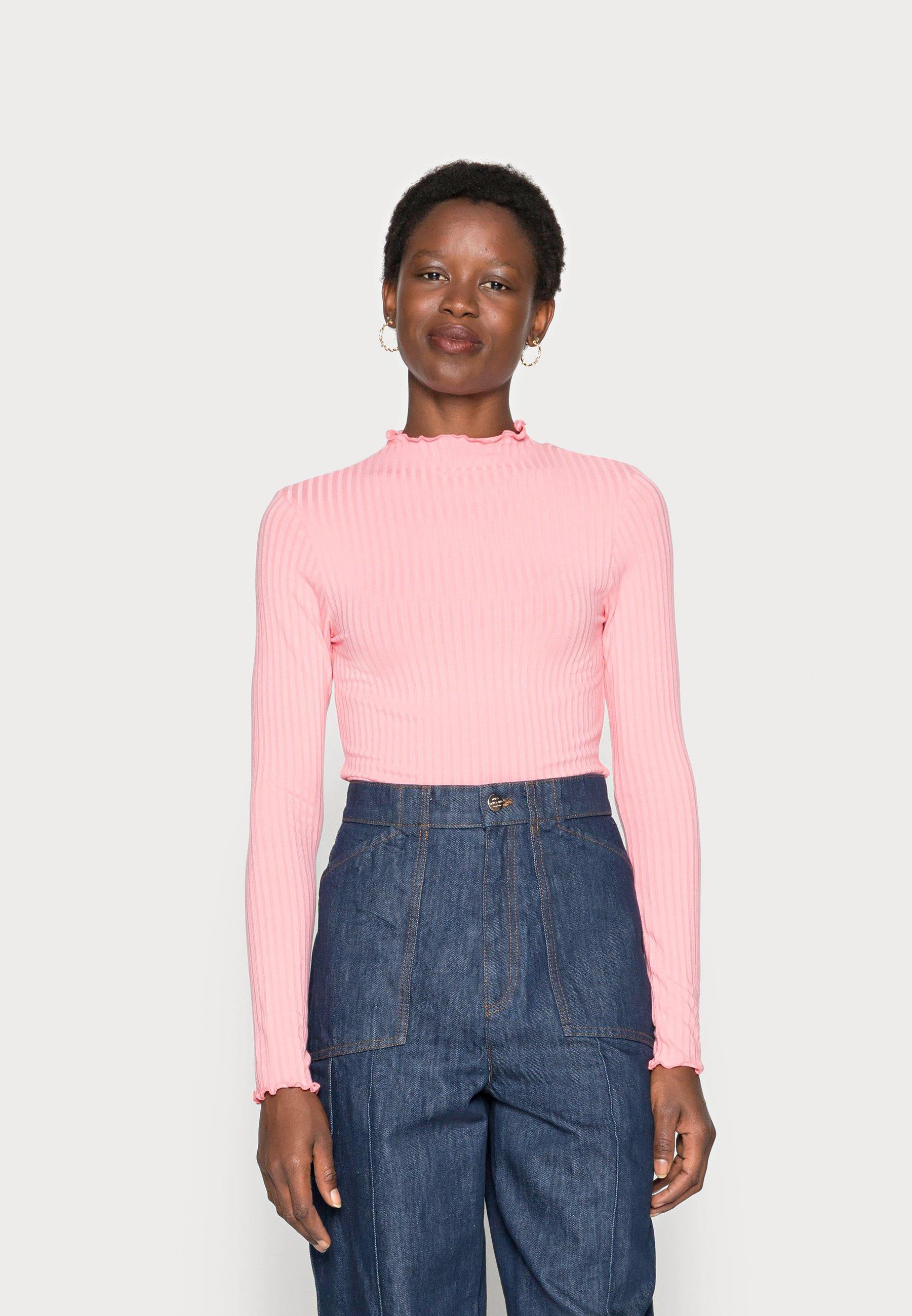 Women SOLID TRUTTE - Long sleeved top