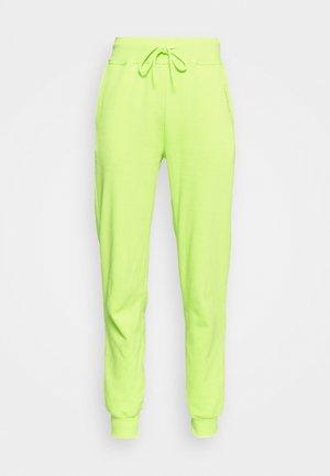 BRANDED WOMENS ESSENTIAL  - Tracksuit bottoms - green/ lightgreen