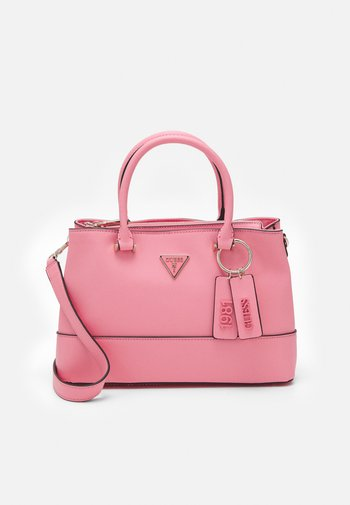 CORDELIA LUXURY SATCHEL - Handbag - pink