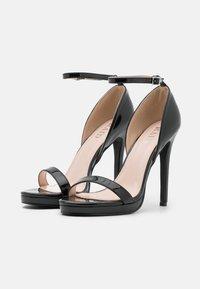 RAID - REAGAN - Sandaler med høye hæler - black - 2