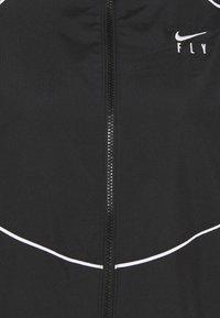 Nike Performance - FLY JACKET - Chaqueta de entrenamiento - black/white - 7