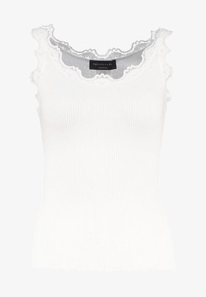 REGULAR VINTAGE LACE - Top - new white