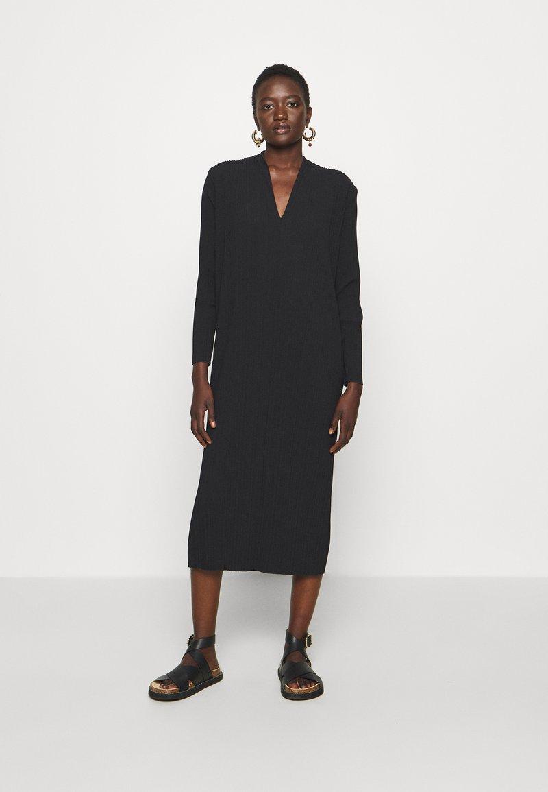 Max Mara Leisure - TUBO - Jersey dress - black