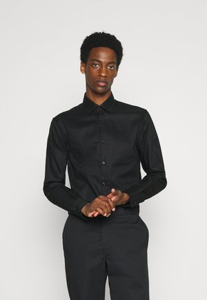 SLHSLIMNEW MARK - Formal shirt - black