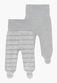 Jacky Baby - 2 PACK - Broek - grey - 0