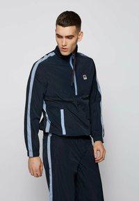 BOSS - SANYL - Sweatshirt - dark blue - 0