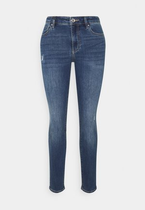 Jeans Skinny Fit - indigo denim