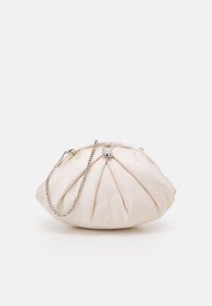 SAKI CHRISTMAS - Clutch - white/gold