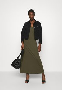 Anna Field - Jersey dress - olive night - 1