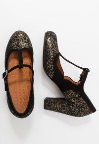 Chie Mihara - ULISE - High heels - perseo oro - 3