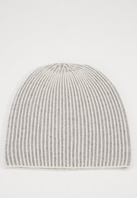 Repeat - BEANIE - Beanie - cream/grey - 1