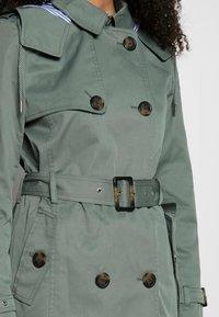 Esprit - CLASSIC - Trenchcoat - khaki green - 4