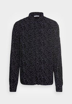 JEREMIAH - Shirt - black/white