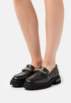 BELA - Slip-ons - black