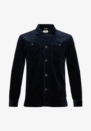 OVERSHIRT FIT - Shirt - navy
