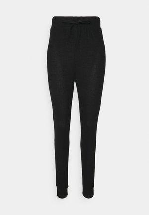 CALM - Pyjama bottoms - black