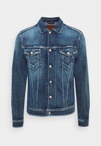 Replay - AGED - Denim jacket - medium blue - 4