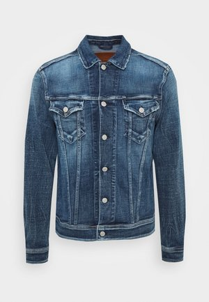 AGED - Jeansjacka - medium blue