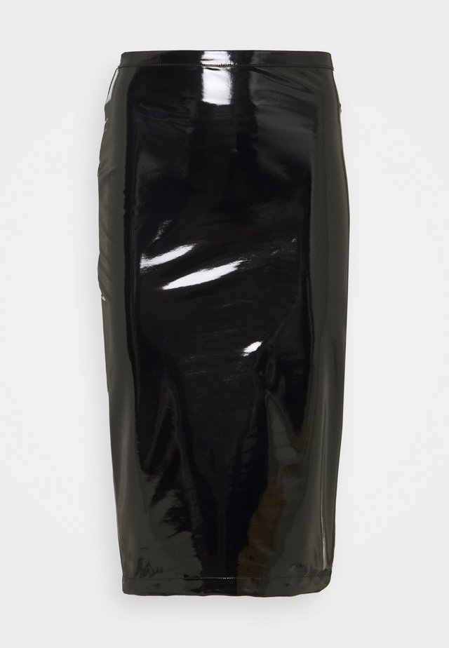 SKIRT - Blyantnederdel / pencil skirts - nero