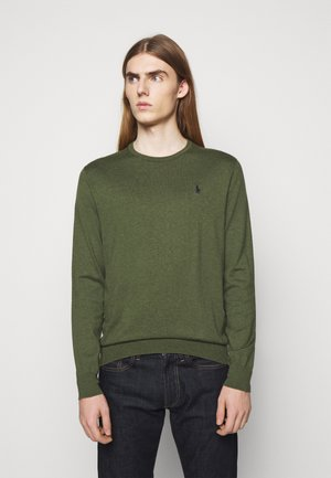 Maglione - estate green heather