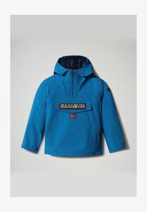 RAINFOREST SUMMER - Light jacket - mykonos blue