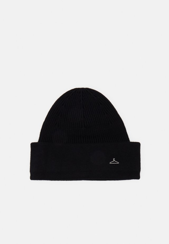 MARGAY BEANIE - Bonnet - black
