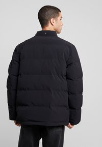 Carhartt WIP - ALPINE COAT - Winter jacket - black / hamilton brown - 3