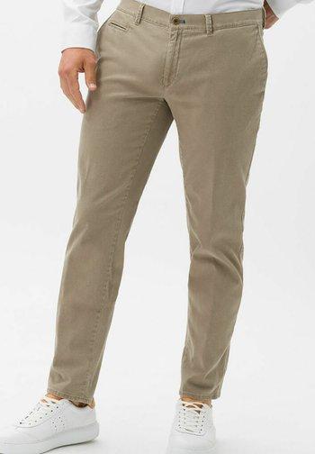 STYLE FABIO - Trousers - beige
