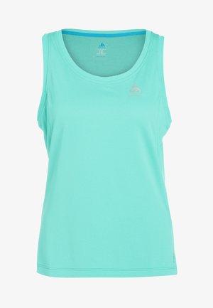Sports shirt - pool green