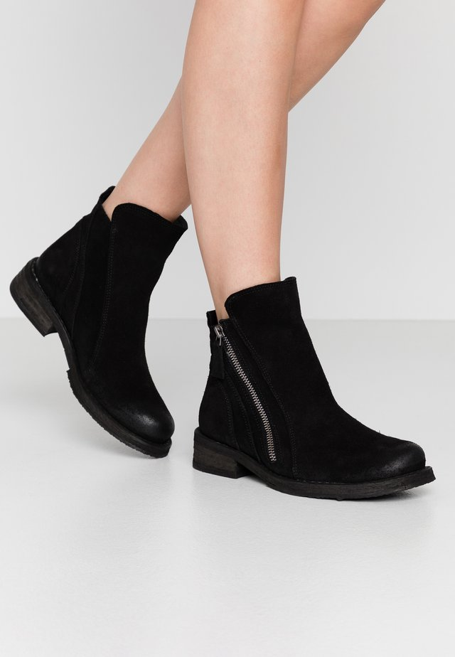 COOPER - Bottines - black