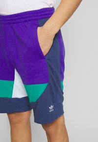 adidas Originals - PROJECT-3 SPORT INSPIRED SHORTS - Shorts - purple - 3