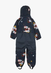 Name it - NMFALFA SUIT BIG FLOWER  - Mono para la nieve - dark sapphire - 1