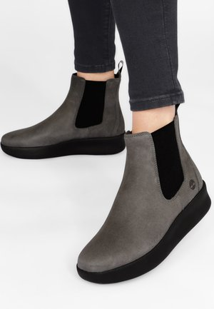 Stiefelette - grey