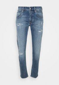 GROVER - Straight leg jeans - lightt indigo
